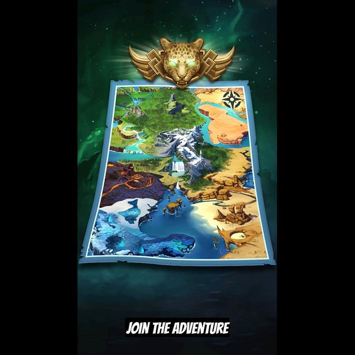 Deck Adventures – Wild Arena